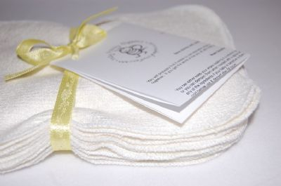 Bamboo Wipes Pack 10, 20 or 30